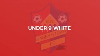 Under 9 White