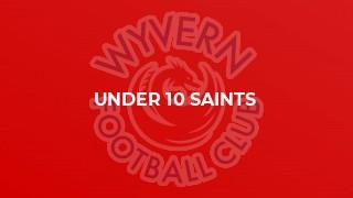 Under 10 Saints