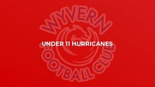 Under 11 Hurricanes