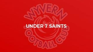 Under 7 Saints