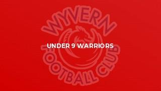 Under 9 Warriors