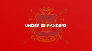 Under 9s Rangers