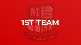 MAY & BAKER 4 - 2 HARWICH & PARKESTON