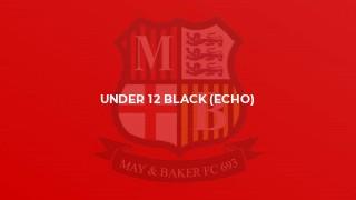 Under 12 Black (Echo)