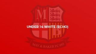 Under 14 White (Echo)