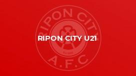 Ripon City U21