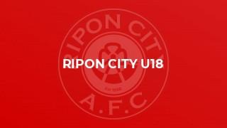 Ripon City U18
