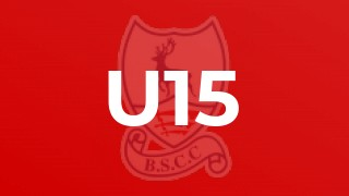 U15s v Sawbridgeworth
