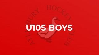U10s Boys
