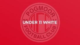 Under 11 White