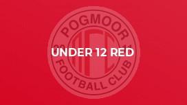 Under 12 Red