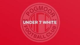 Under 7 White