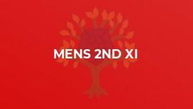 Mens 2nd XI