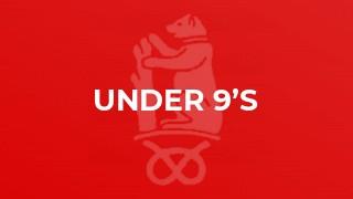 Under 9's