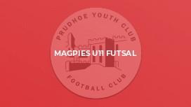 Magpies U11 Futsal