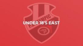 Under 18's East