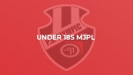 Under 18s MJPL