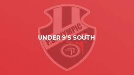 Under 9's South