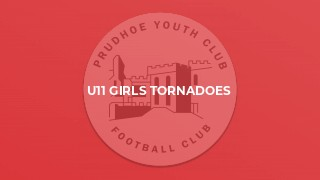 U11 Girls Tornadoes