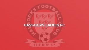 Hassocks Ladies FC V Worthing Ladies