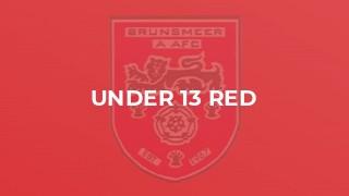 Under 13 Red