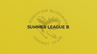 Summer League B