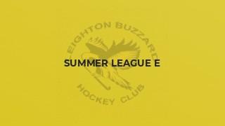 Summer League E