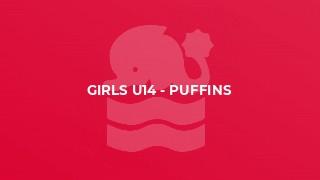 Girls U14 - Puffins