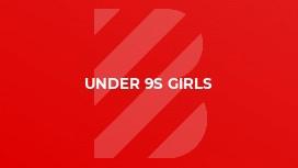 Under 9s Girls