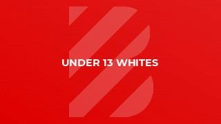 Under 13 Whites