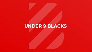 Under 9 Blacks