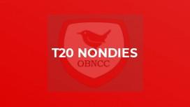 T20 Nondies