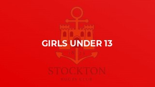 Girls Under 13