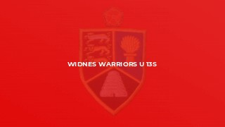 Widnes Warriors U 13s