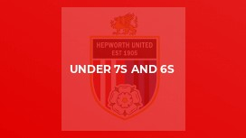 Under 7s and 6s