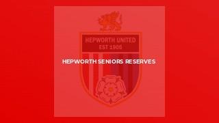 Hepworth Seniors Reserves