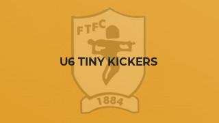 U6 Tiny Kickers