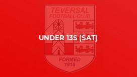 Under 13s (Sat)