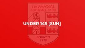 Under 14s [Sun]