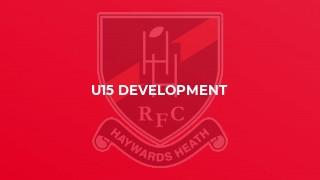 U15 Development