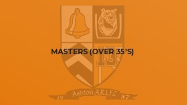 Masters (over 35's)