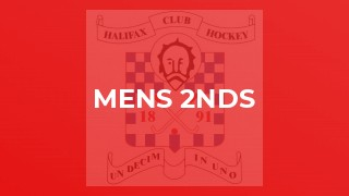 Mens 2nds
