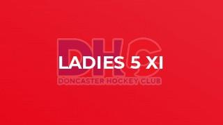 Ladies 5 XI