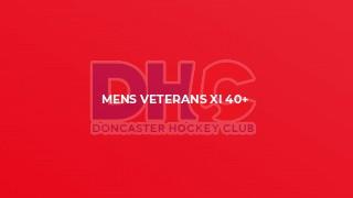 Mens Veterans XI 40+