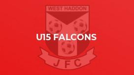 U15 Falcons