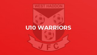 U10 Warriors