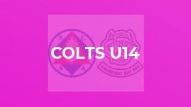 Colts U14