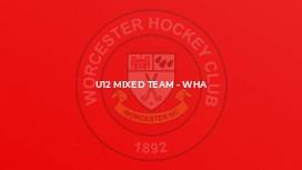 U12 Mixed Team - WHA