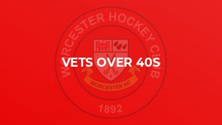 Vets Over 40s