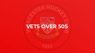 Vets Over 50s